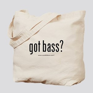 got bass?  Tote Bag